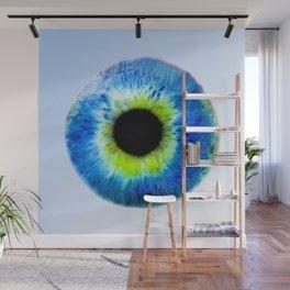 Damn your Eyes Wall Mural