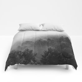 Misty Forest II Comforters