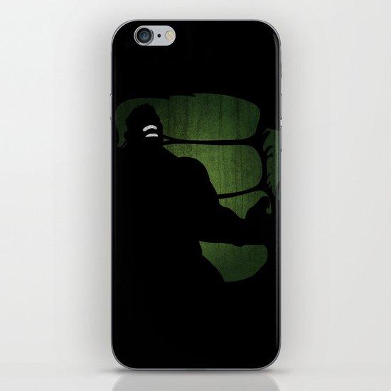 SuperHeroes Shadows : Hulk iPhone & iPod Skin