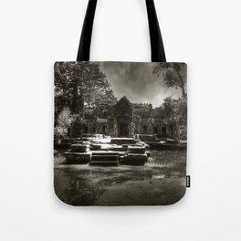 Preah Khan Temple Tote Bag