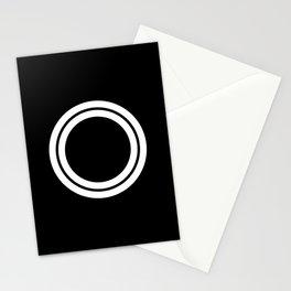 Minimal White 10 Stationery Cards