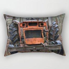 Tractor Purgatory Rectangular Pillow