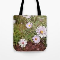 lil bub Tote Bags featuring Lil by Grace Thanda