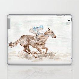 Race Horse, Derby, Kentucky, Laptop & iPad Skin