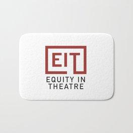 Equity in Theatre Bath Mat