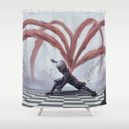 Kaneki Ken V.6 Shower Curtain