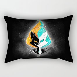 Nightmare/ScribbleNetty (Galaxy) Rectangular Pillow