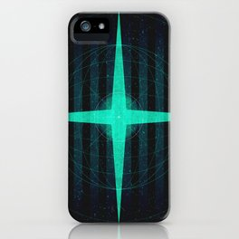 Sol System - Oort Cloud  iPhone Case