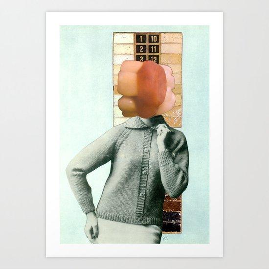 Gnash Art Print