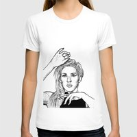 ellie goulding T-shirts featuring Ellie Goulding by Sharin Yofitasari