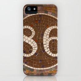 86 iPhone Case