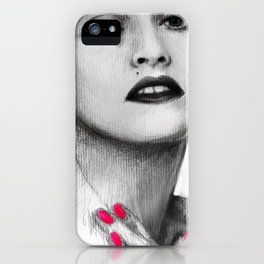 VANITY FAIR iPhone Case