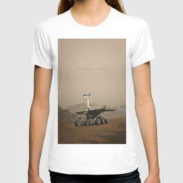 Farewell, Oppy. T-shirt