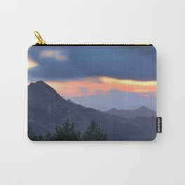 Dream sunset. At the mountains... Carry-All Pouch