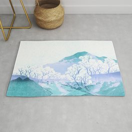 Ghost Mountain Rug