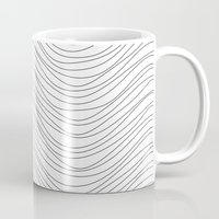 hippy Mugs featuring Hippy Zebra by John Proestakes
