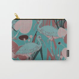 Ibis Sacred Birds Carry-All Pouch