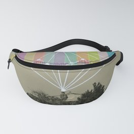 Lost Communication Fanny Pack