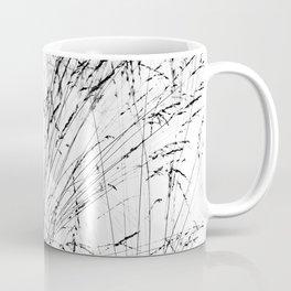 Winter Grasses Coffee Mug