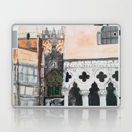 Venice architecture, Piazza San Marco, Dodge's Palace Laptop & iPad Skin
