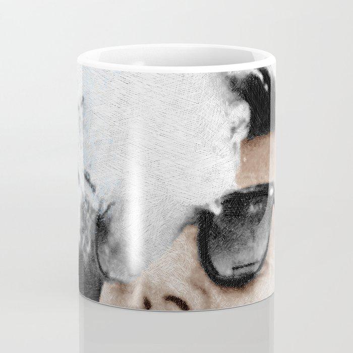Cigar Smoker Cigar Lover JFK Gifts Coffee Mug