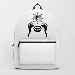 Buddha's Peepers Backpack