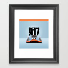 917-026 (031) - Front-View Framed Art Print