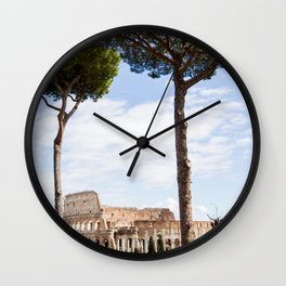 Faltonia Betitia Proba Wall Clock