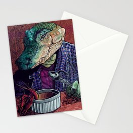 What's in the Gumbo Stationery Cards