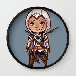 Assassin's Creed Connor Kenway Chibi Wall Clock