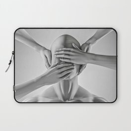 Speak no evil Laptop Sleeve