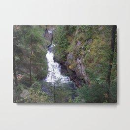 Water-Falling For You Metal Print