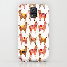 Alpacas Galaxy S5 Slim Case