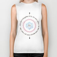 poem Biker Tanks featuring Mandala Poem & Music by Aoi Hikari Arts