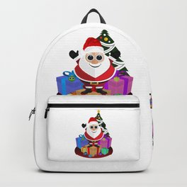 Santa Claus - Christmas Backpack