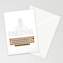 Ready Player One Parzival Stationery Cards