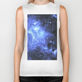 Outer Space Biker Tank