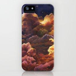 Spectrum Sky iPhone Case