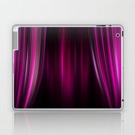 Theater Purple Curtains Laptop & iPad Skin