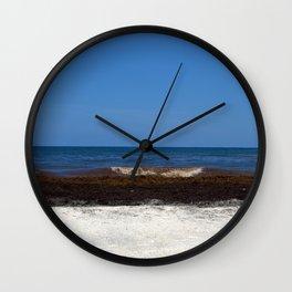 Kelp! Wall Clock