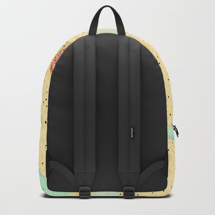 Memphis mess Backpack