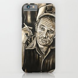 Merle Haggard iPhone Case