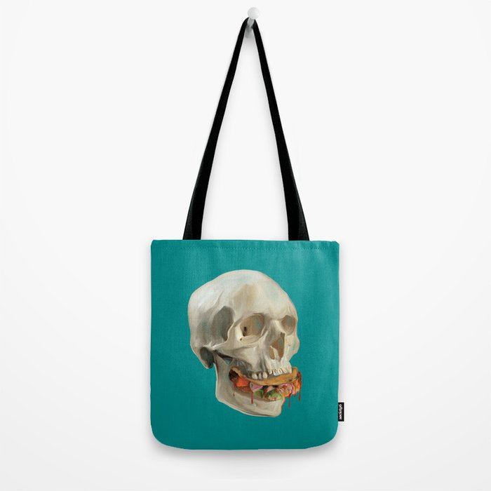 Death By Taco Tote Bag