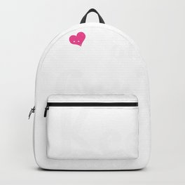 Gender Reveal Announcement Party Backpack