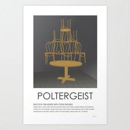 Poltergeist (1982) Art Print