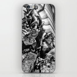 Viennese Fountain Dynamic iPhone Skin