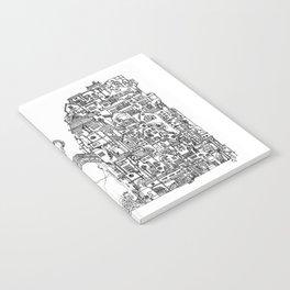 Busy City VII Notebook