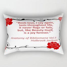 Collect Books - Arnold Bennett Rectangular Pillow