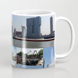 Photo collage Rotterdam 3 Coffee Mug