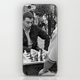 The Showdown (Part 5: NYC) iPhone Skin